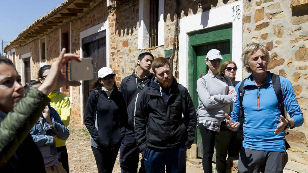 Periodistas de TV, aventureros por un día con Jesús Calleja (9)