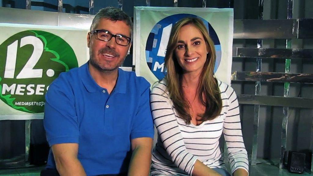 Miguel Ángel Oliver y Marta Reyero nos revelan sus Vías Verdes favoritas