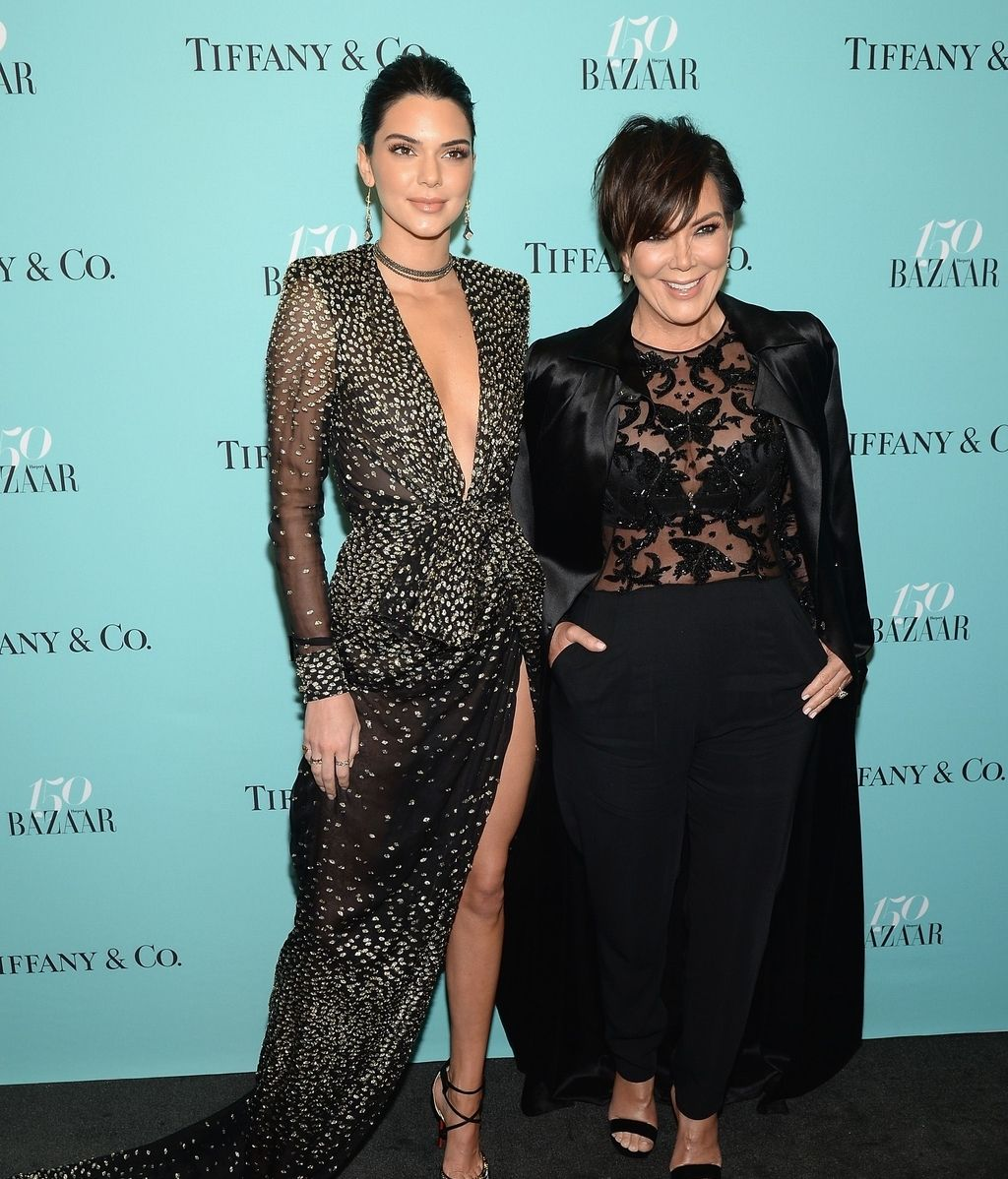 Kendall Jenner y Kris Jenner