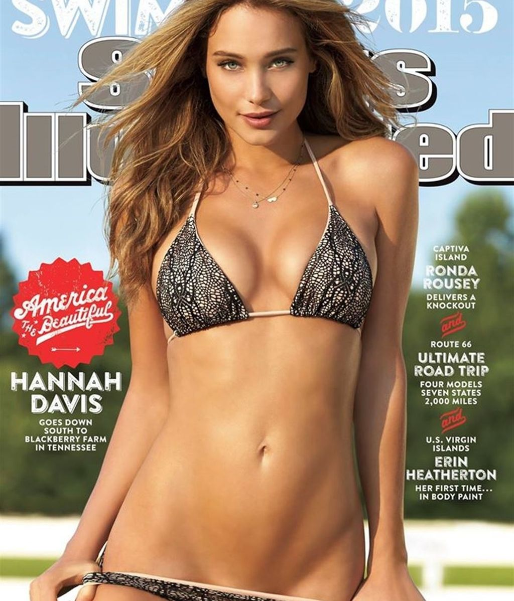 Hannah Davis, portada de 'Sports Illustrated'