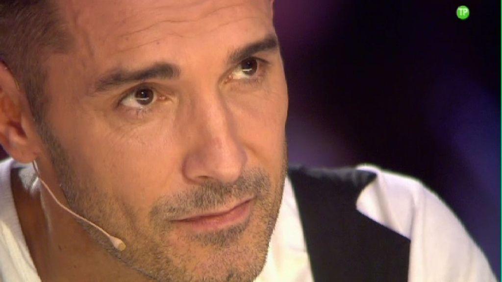 Jesús Vázquez se emociona al escuchar 'Y sin embargo te quiero' en 'Got talent'