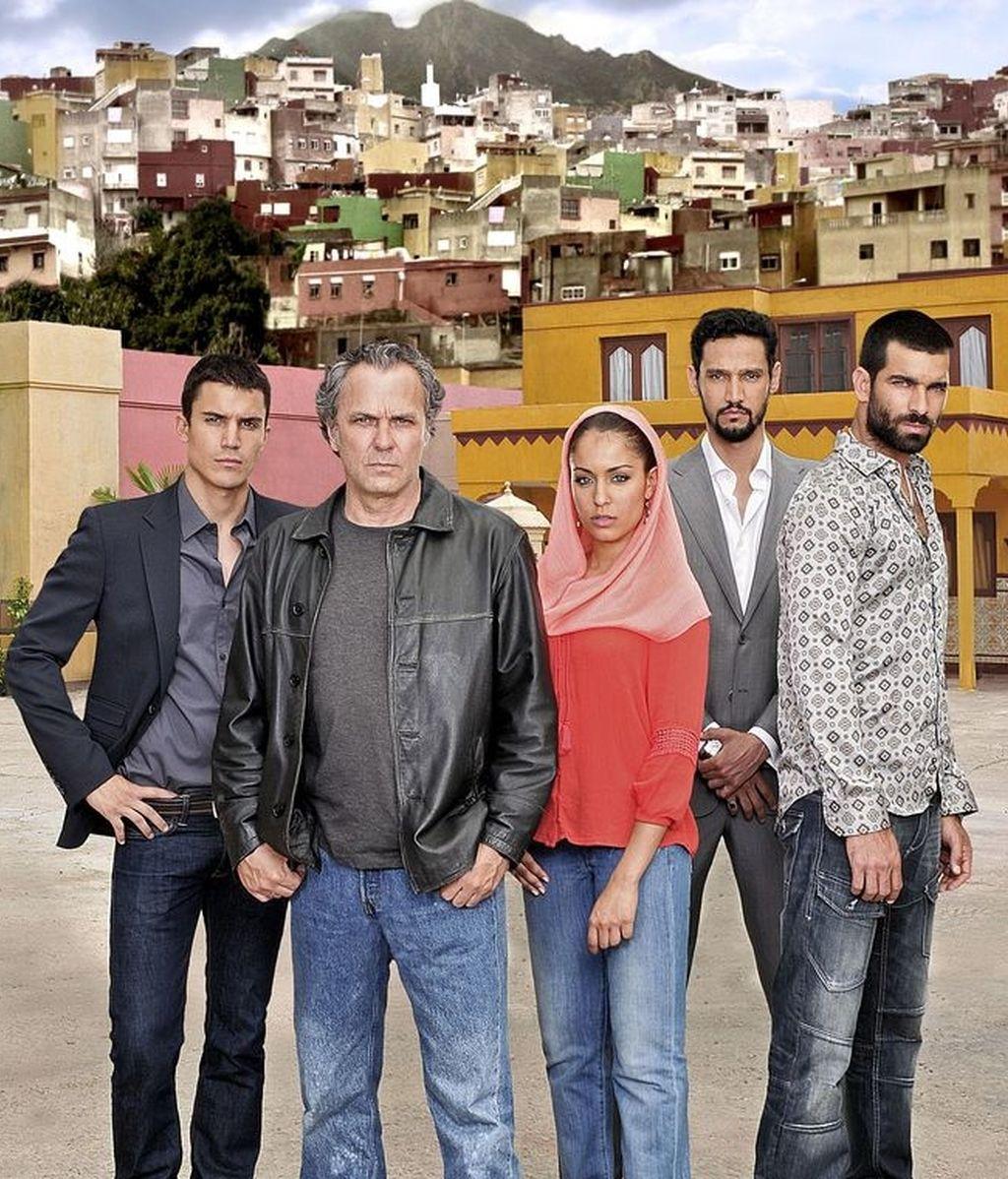 El príncipe, Premio Ondas 2014 a la mejor serie española