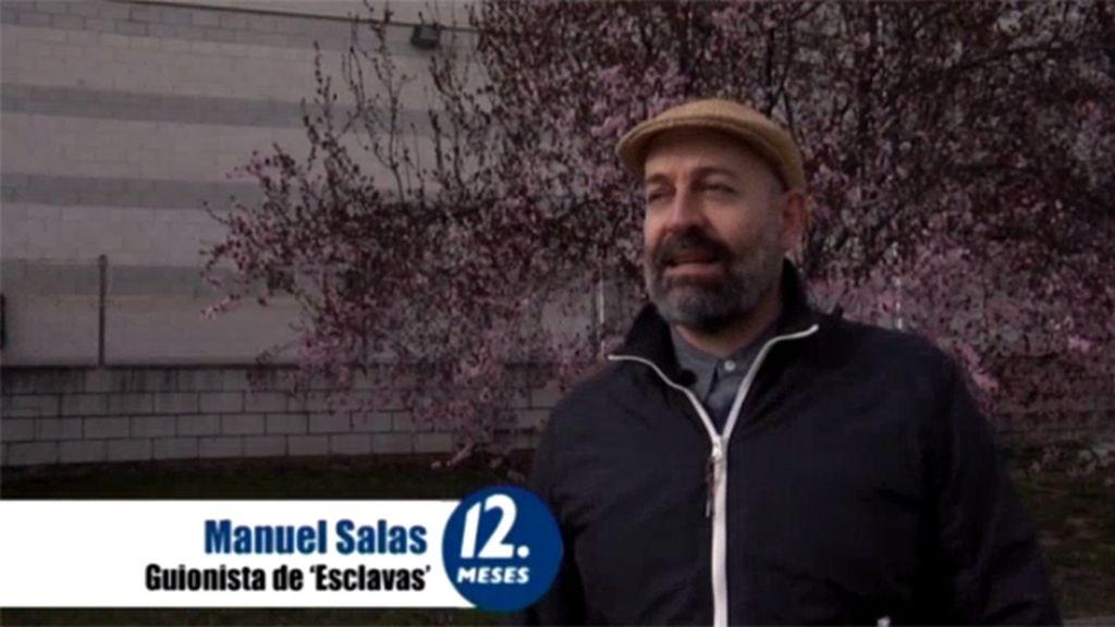 """Manuel Salas: """"Como hombre, me sentía una amenaza para ellas al entrevistarlas"""""""
