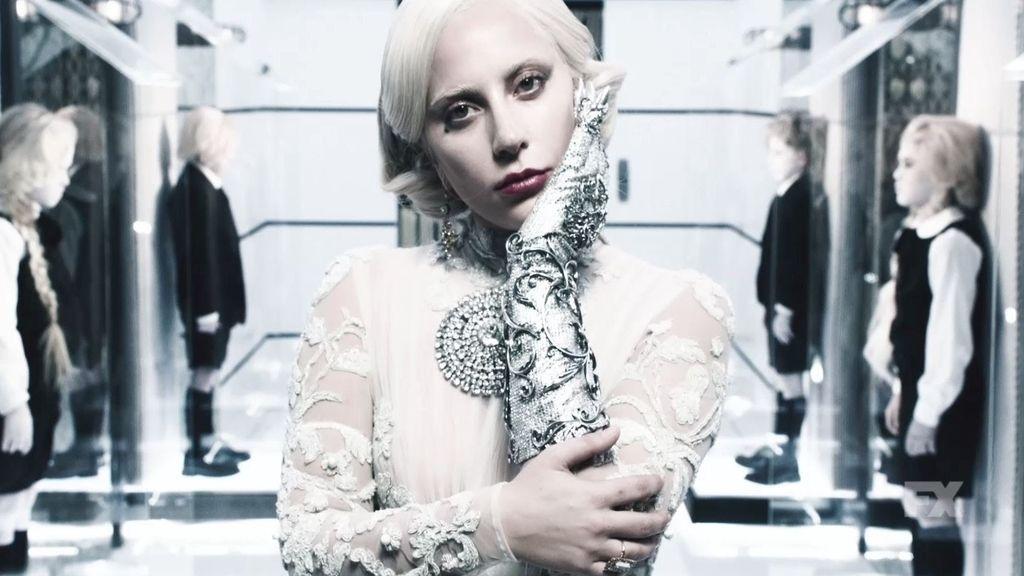 Lady Gaga espanta en 'American horror story: Hotel'