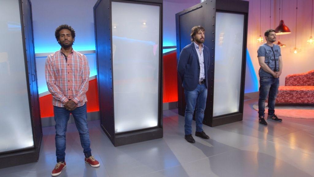 Imágenes de la tercera entrega de 'Tú, yo y mi avatar', programa de Cuatro conducido por Luján Argüelles