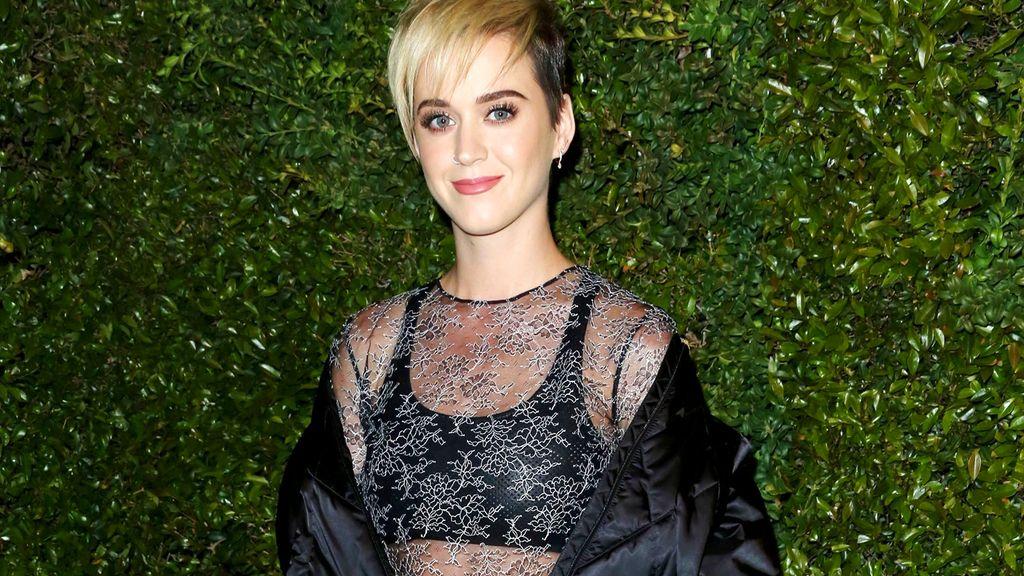 La cantante Katy Perry, en 2017