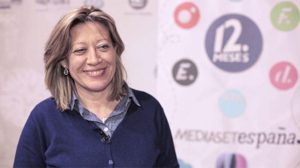 """Silvia, protagonista de 'La intérprete': """"Quería homenajear a los familiares de los donantes"""""""
