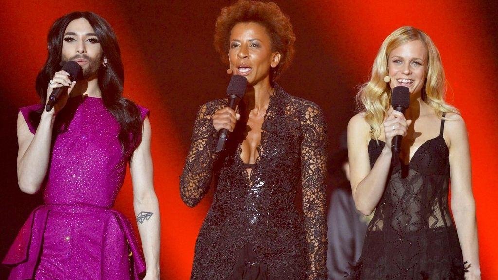 Presentadores Eurovisión