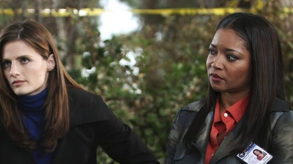 Stana Katic y Tamala Jones