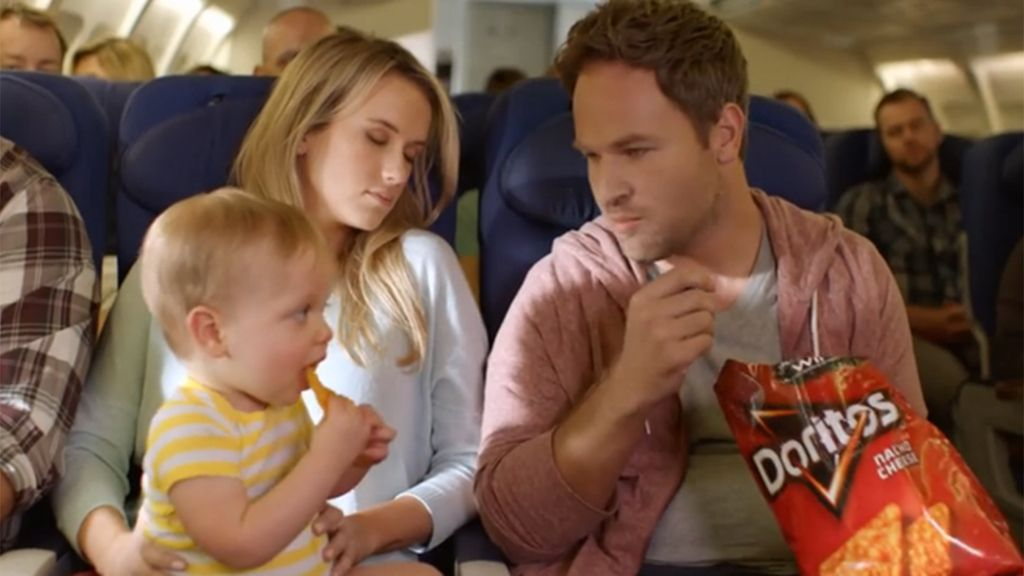 Super Bowl 2015. Doritos