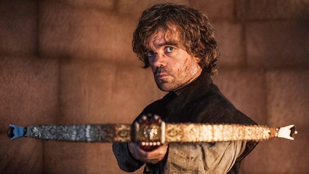Tyrion y Arya