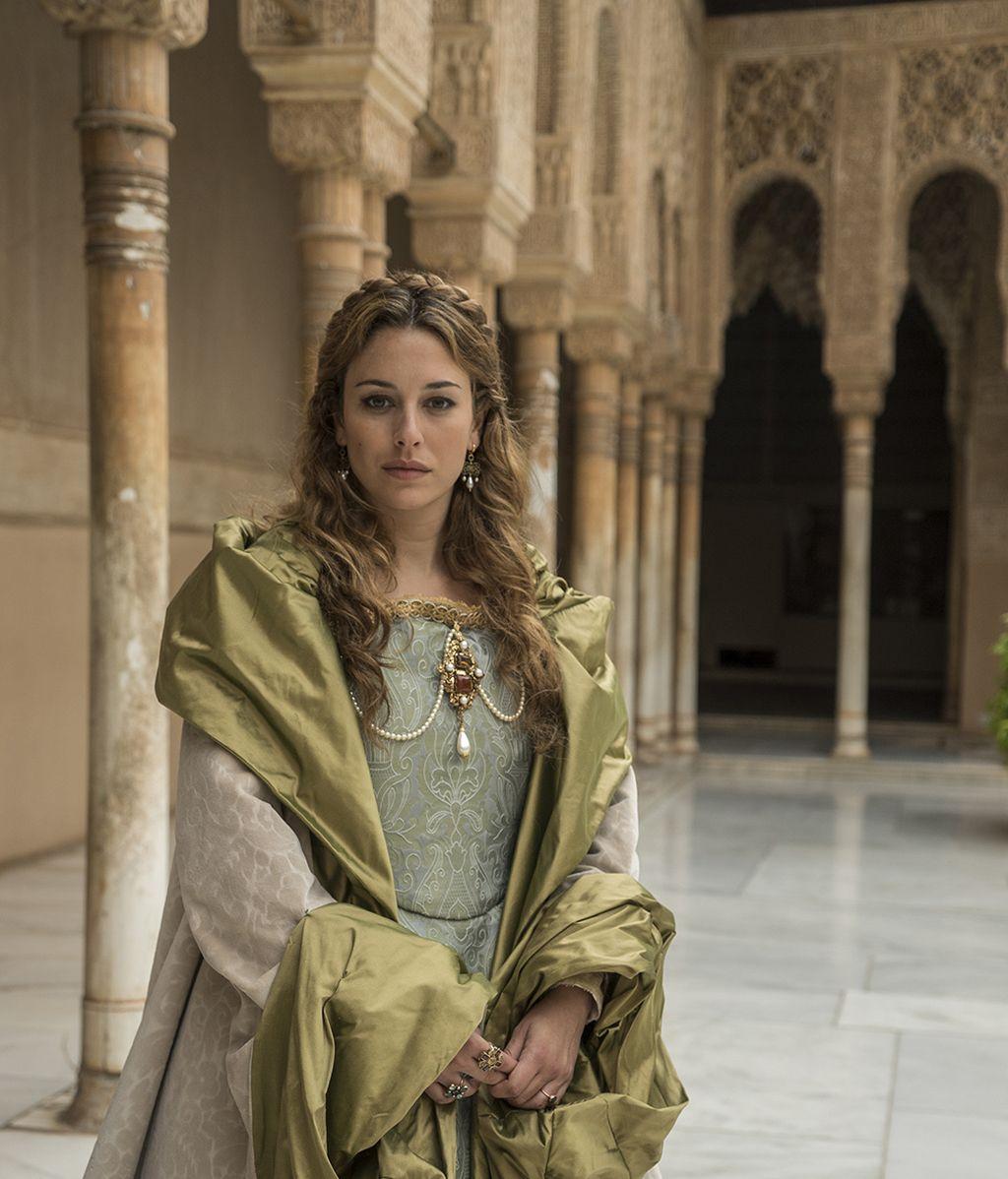 Blanca Suárez es Isabel de Portugal