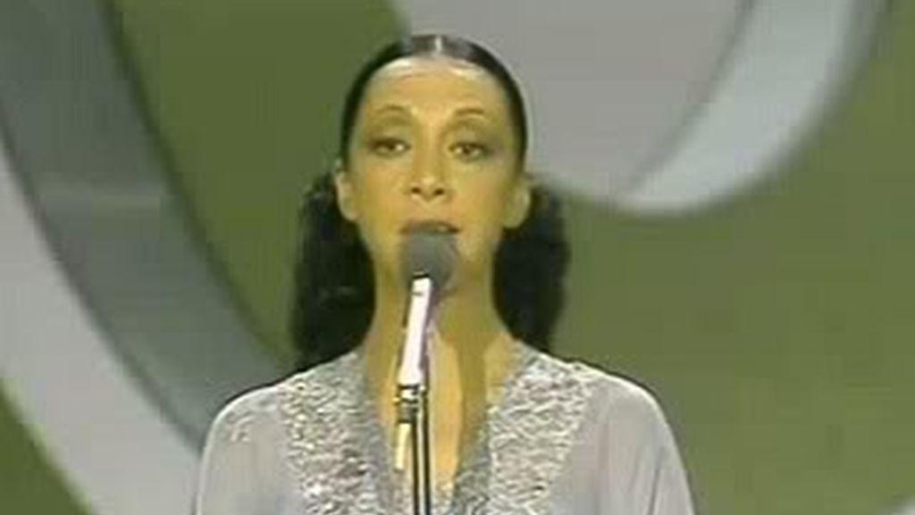 5. Betty Misiego. 1979. Puesto 2