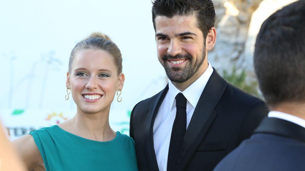 Miguel Ángel Muñoz y Manuela Vellés