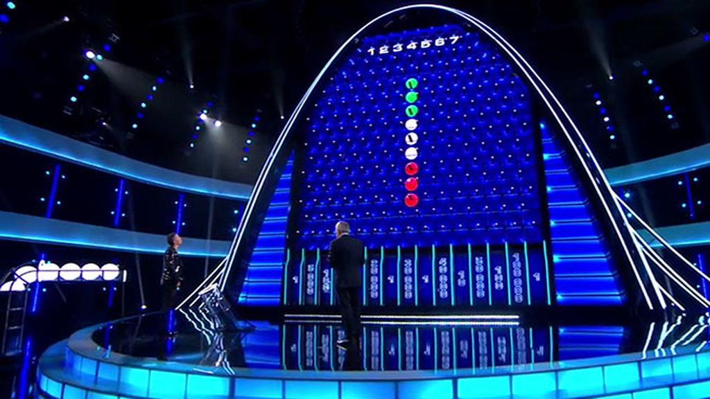 Así se gana un millón de euros en 'The wall'