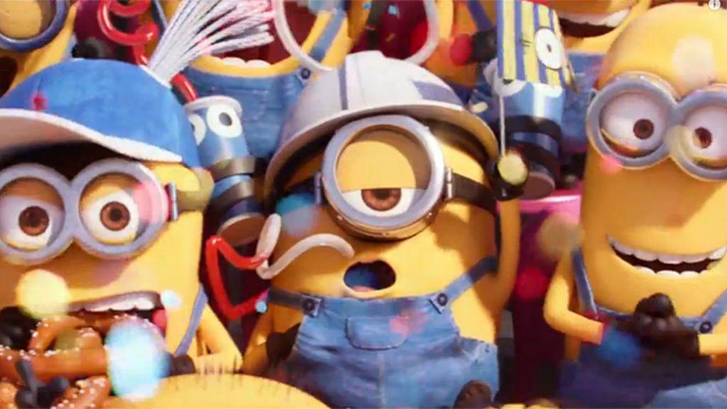Super Bowl 2015. 'Minions', la película