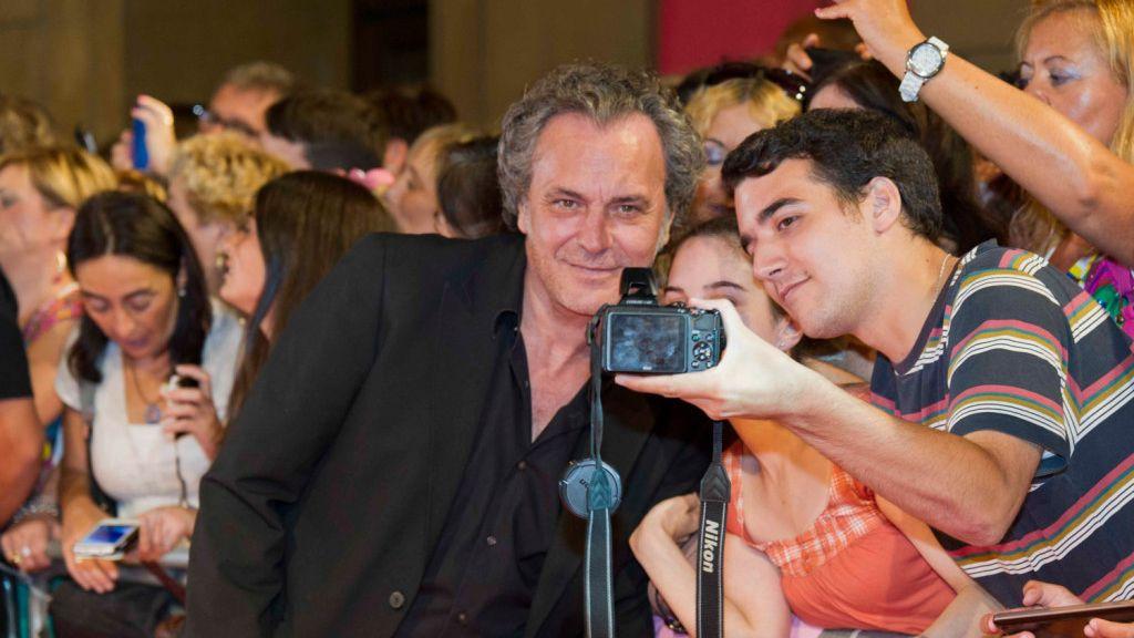 José Coronado en el FesTVal 2014, gala de clausura