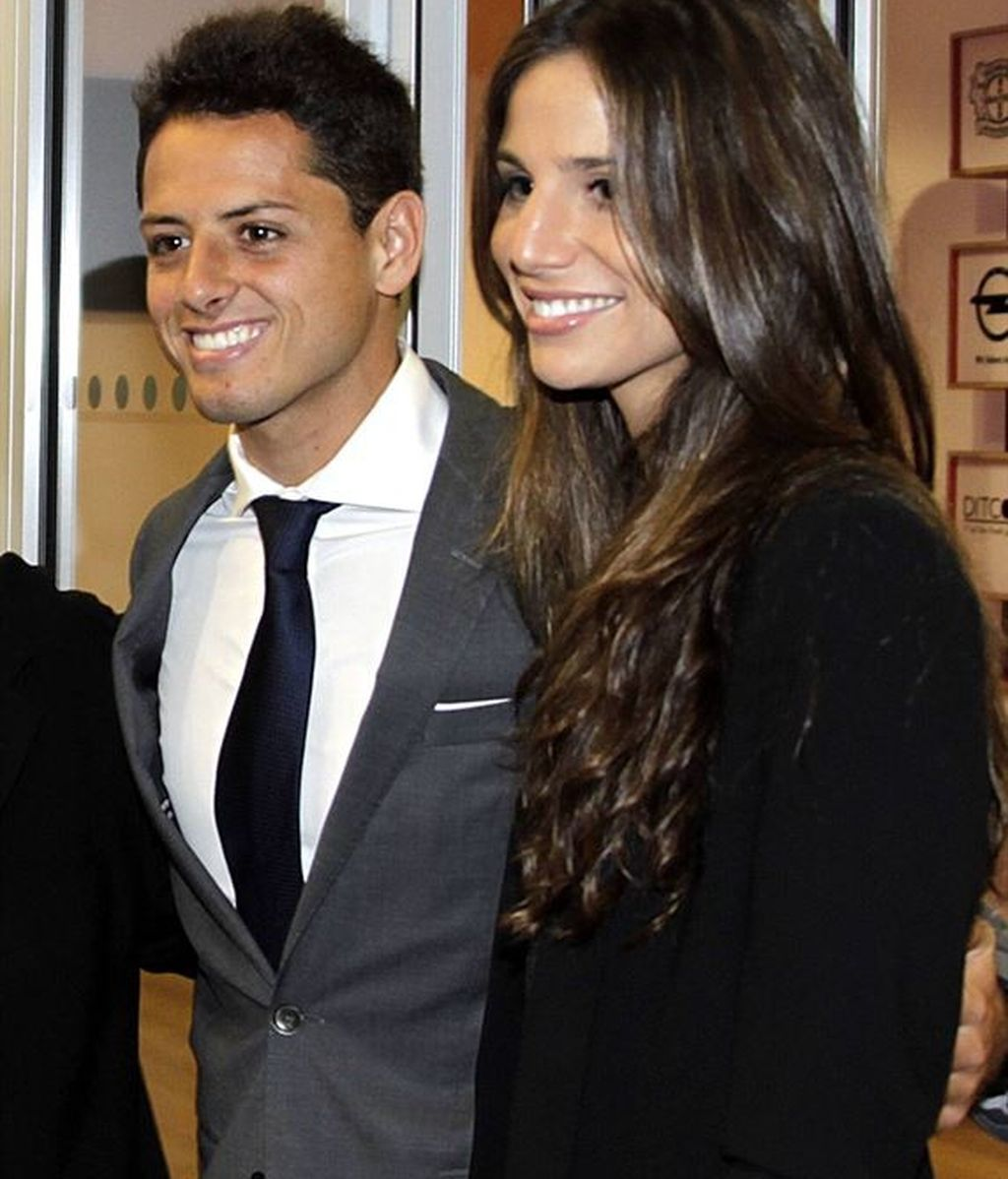 Lucia Villalon, Chicharito