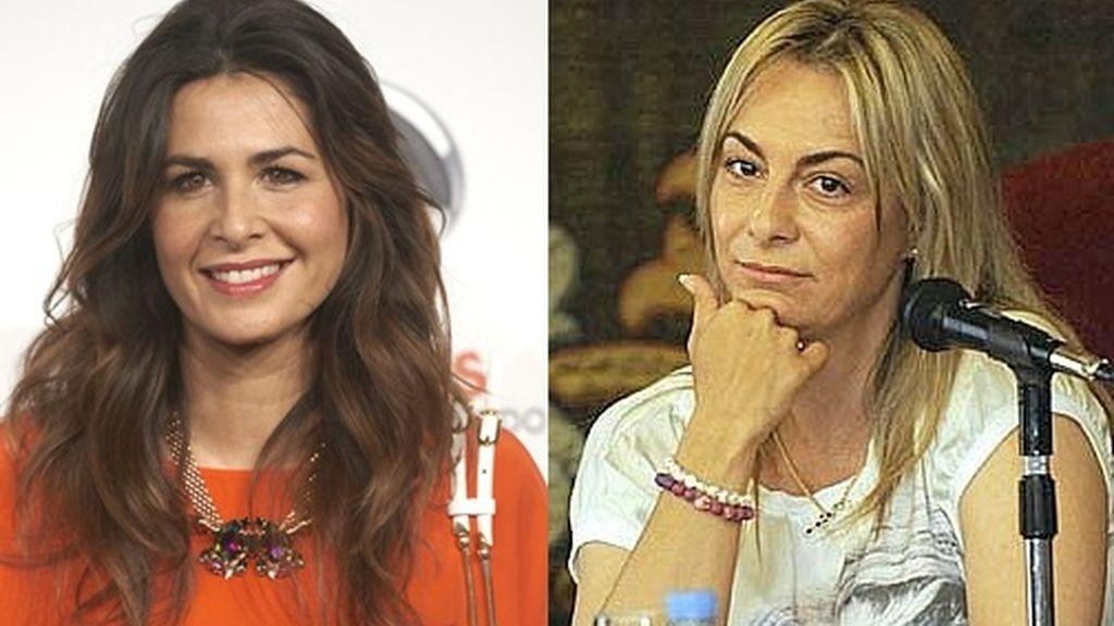 Nuria Roca y Sonia Castedo