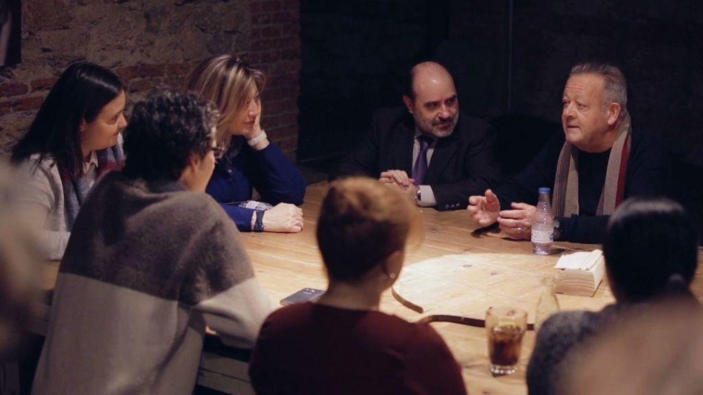 Compartimos el estreno del documental 'La Intérprete' con sus protagonistas