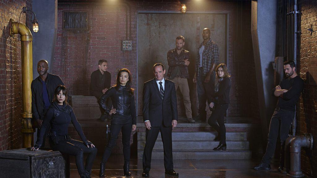'Marvel. Agentes de S.H.I.E.L.D.'