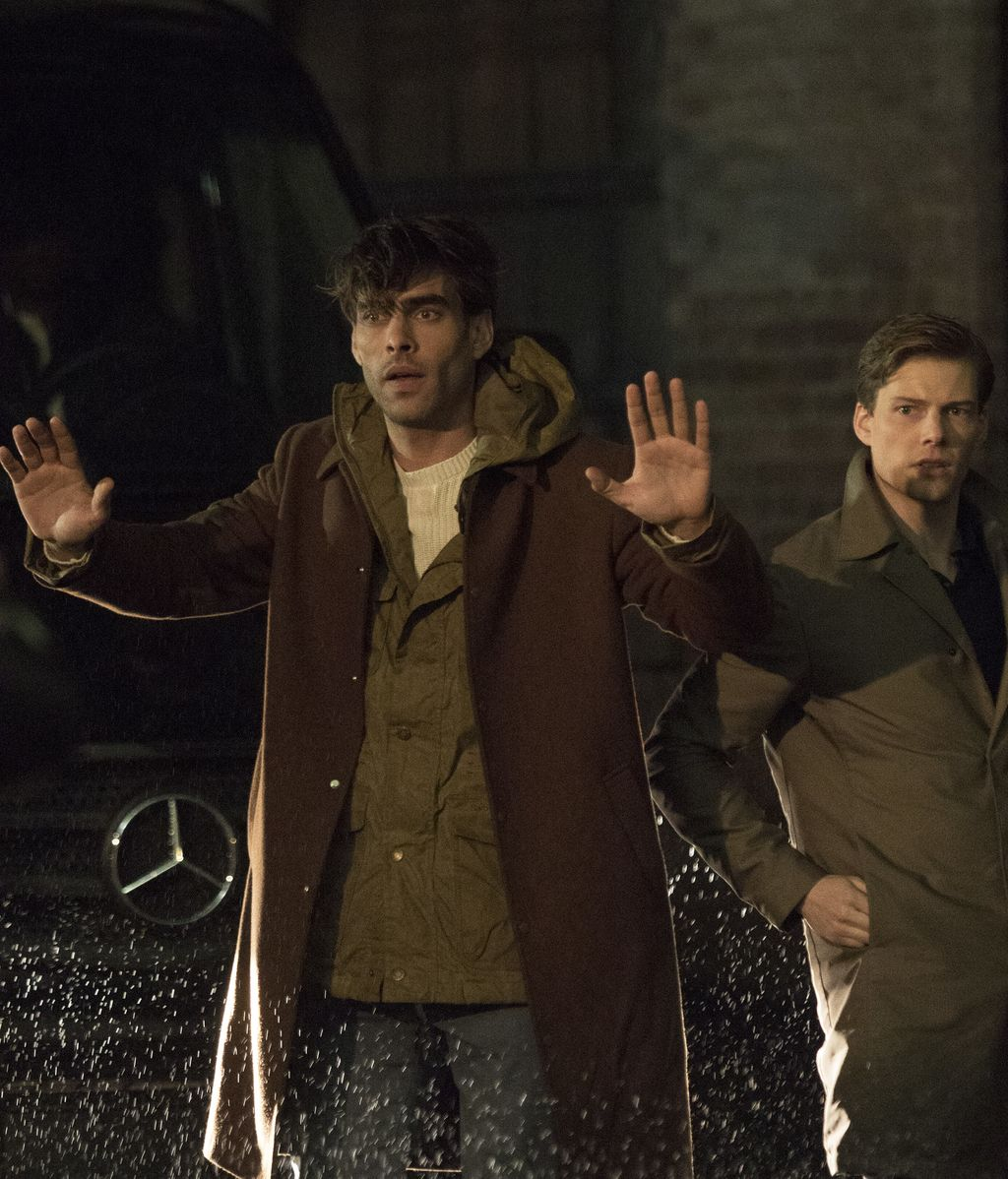 Incorporación de Jon Kortajarena serie 'Quantico'