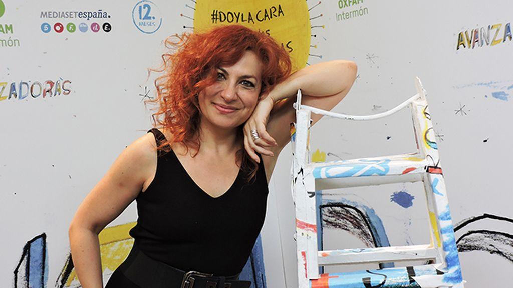 """Pilar Jurado: """"Cuando les das un nombre propio a las historias creas empatía"""""""