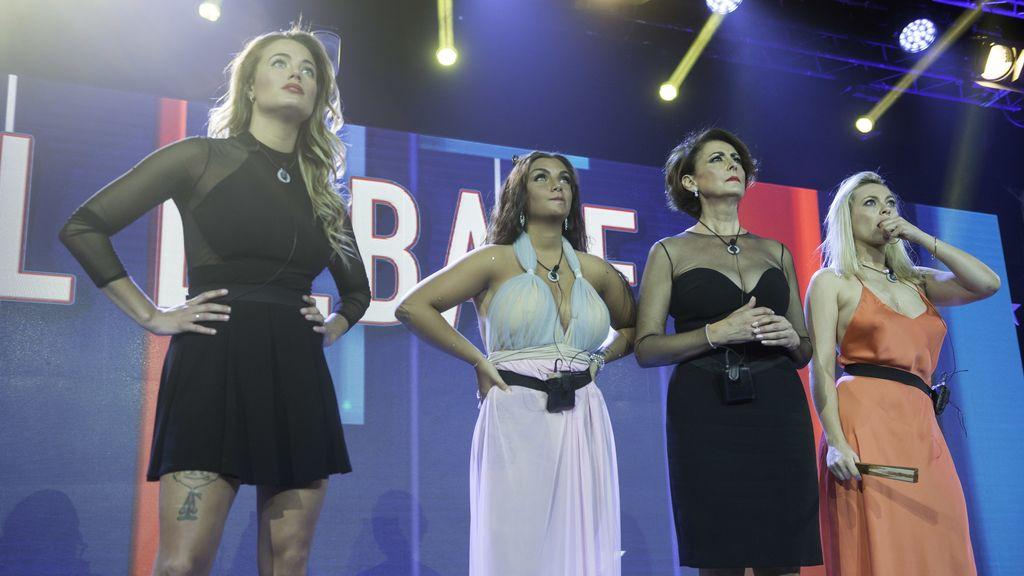 Finalistas gala 6 de abril 'GH VIP 5'