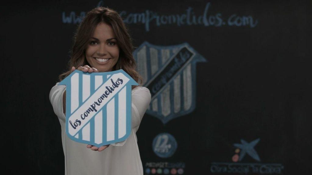 """Lara Álvarez: """"Aquí todos luchamos contra la pobreza infantil"""""""