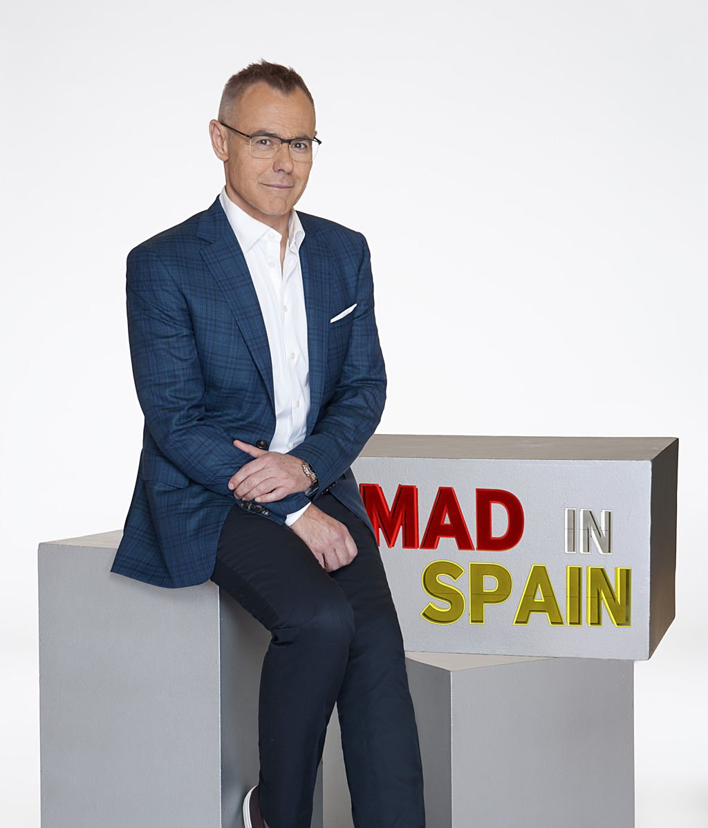 Jordi González presenta 'Mad in Spain'