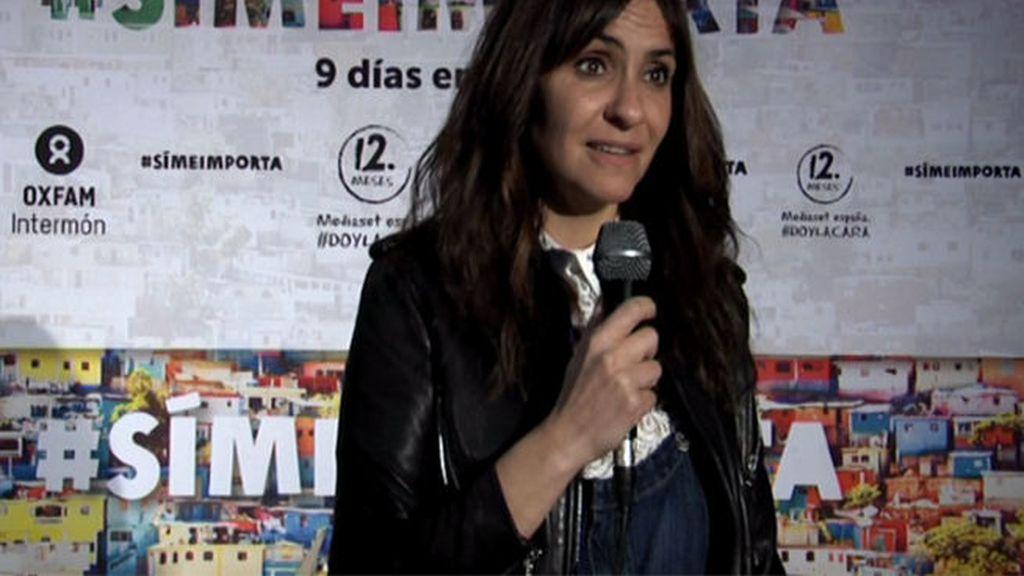 """Melani Olivares: """"No se ha dado visibilidad a los recortes en cooperación internacional"""""""