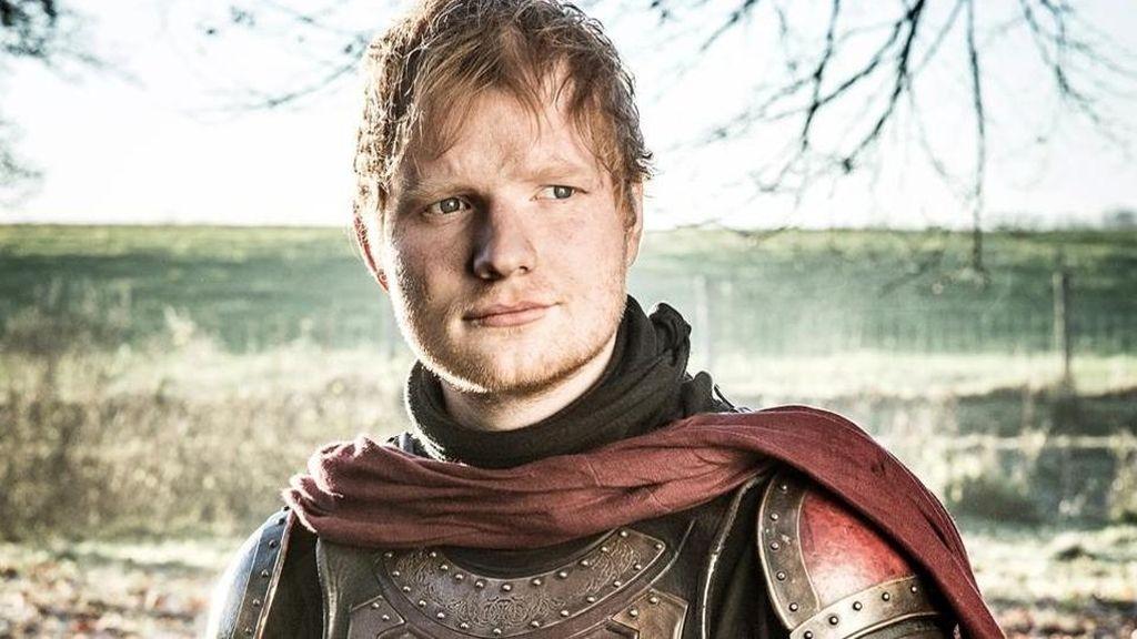 El cantante Ed Sheeran realiza un cameo en la séptima temporada de 'Juego de Tronos'