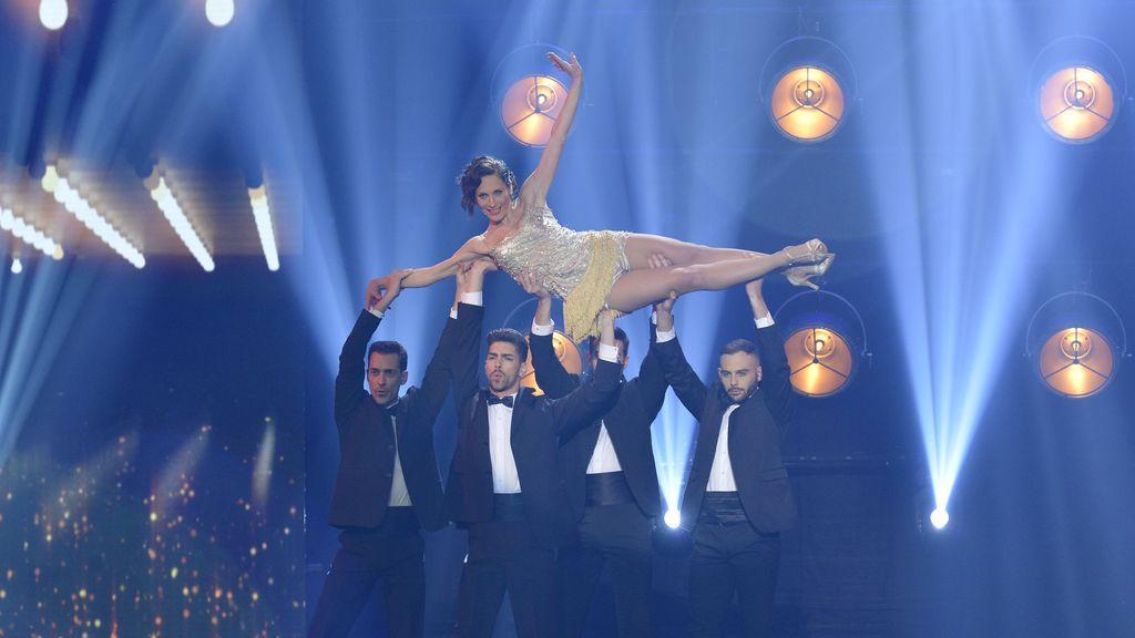 Solange Freyre, semifinalistas de 'Got talent España'