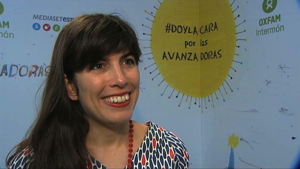 """Lula Rodríguez: """"'Avanzadoras' es un homenaje para las mujeres, pero también para los hombres que avanzan con nosotras"""""""