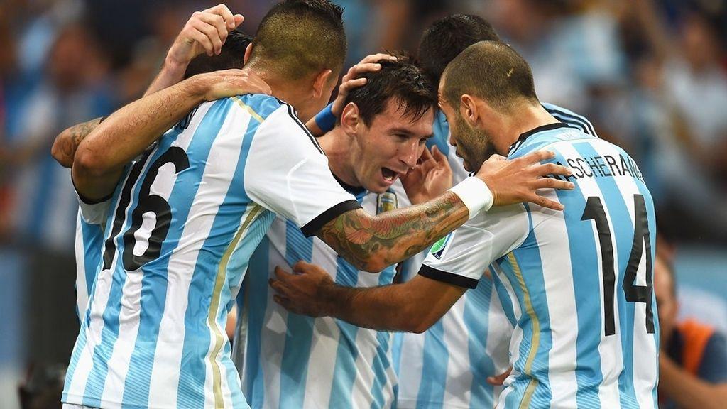 celebracion argentina