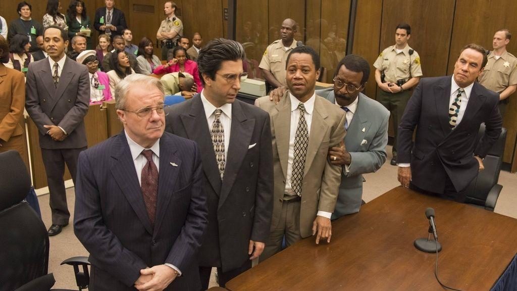 'American crime story' basa su primera temporada en el caso de O.J. Simpson