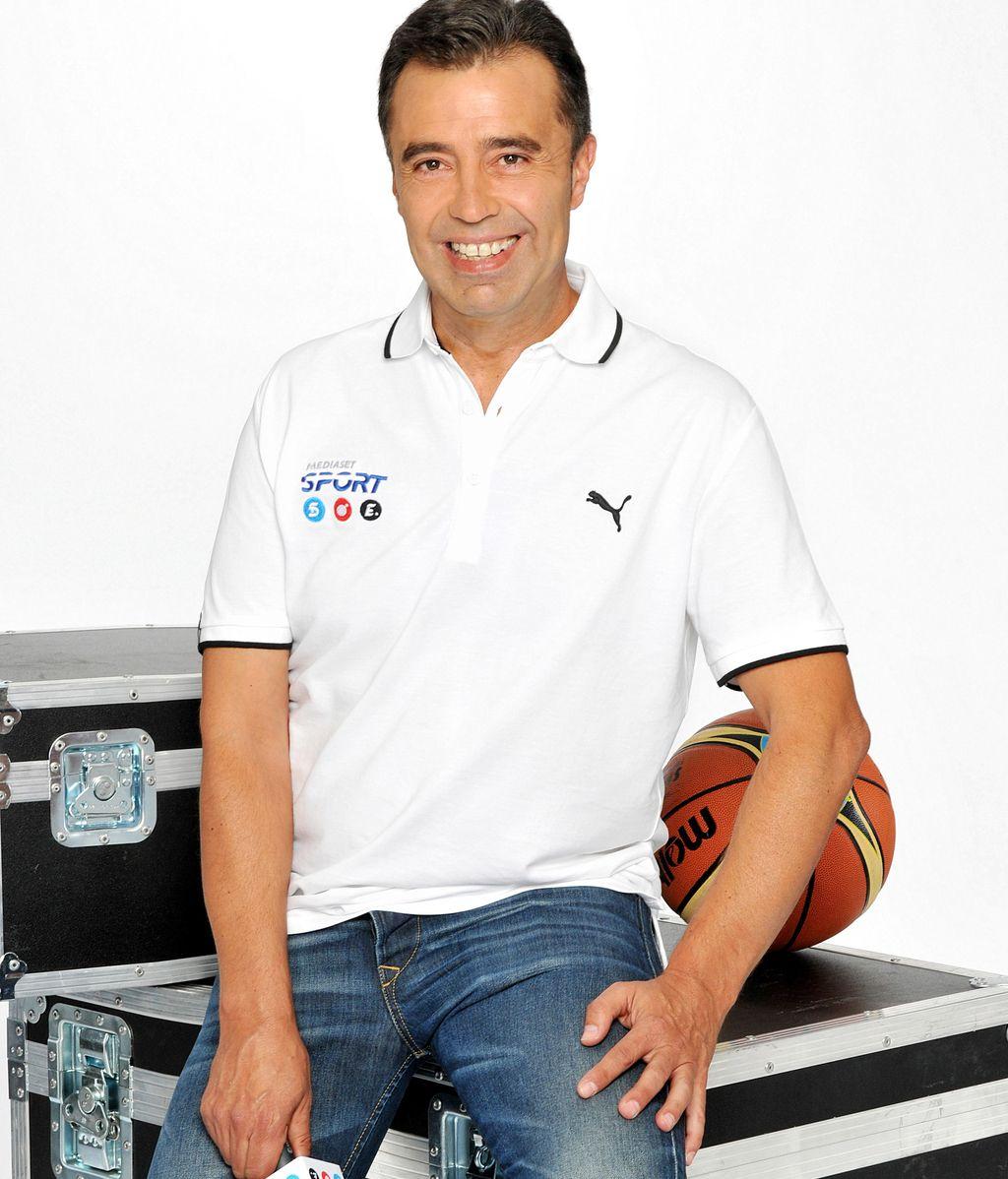 José Antonio Luque, FIBA 2014 Mediaset