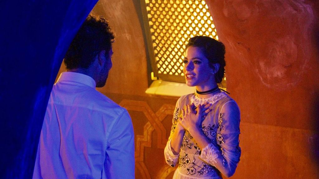 David Bisbal y Martina Stoessel cantan el tema 'Todo es posible' de 'Tadeo Jones 2. El secreto del rey Midas'