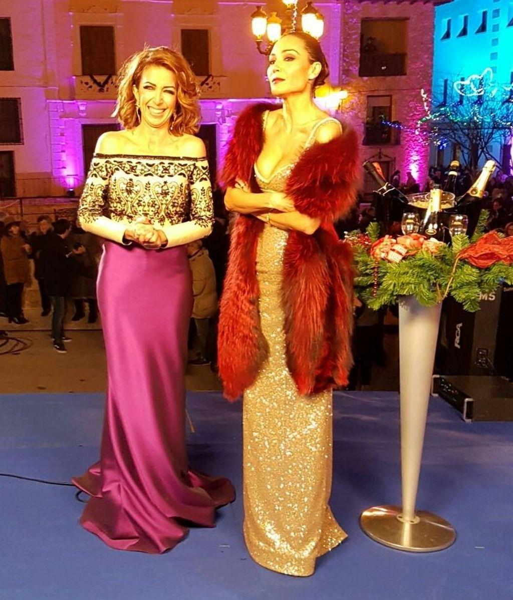 Mariló Leal y Juncal Rivero presentan las campanadas de fin de año de 2016 en CMM