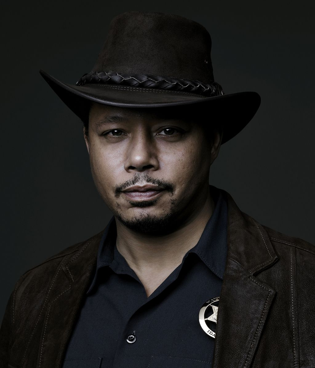 Terrence Howard - Wayward pines