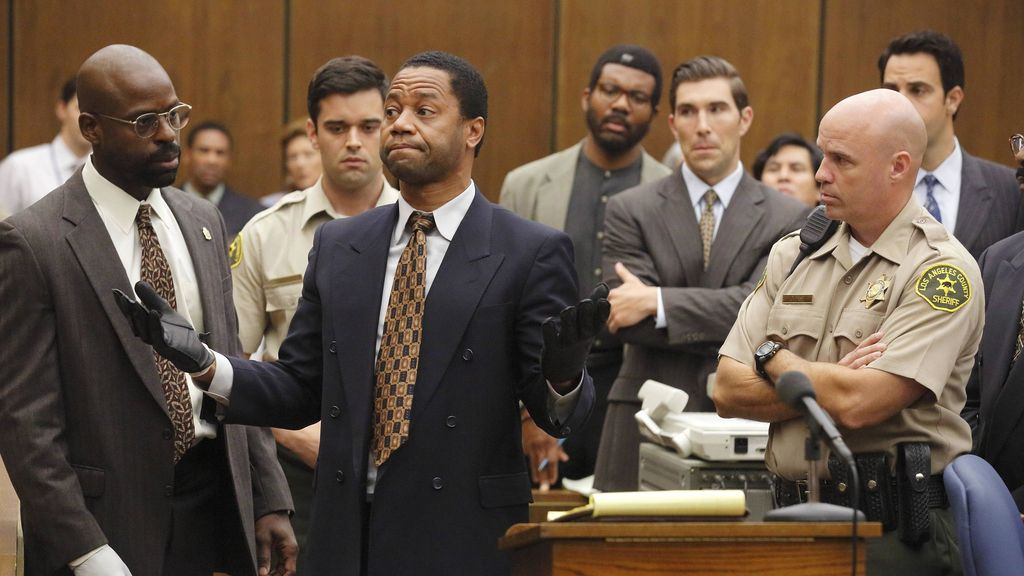 The People v. O.J. Simpson American crime story