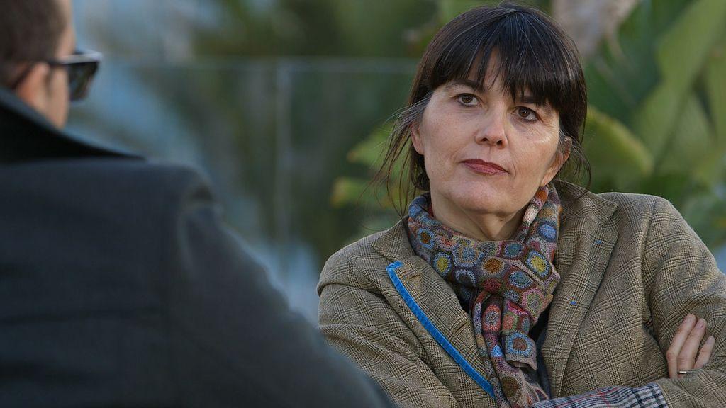 María Belón comparte el horror de 'Lo imposible' en el 'Chester'
