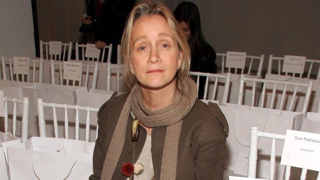 Lucinda Chambers, exeditora de la revista 'Vogue' en Reino Unido