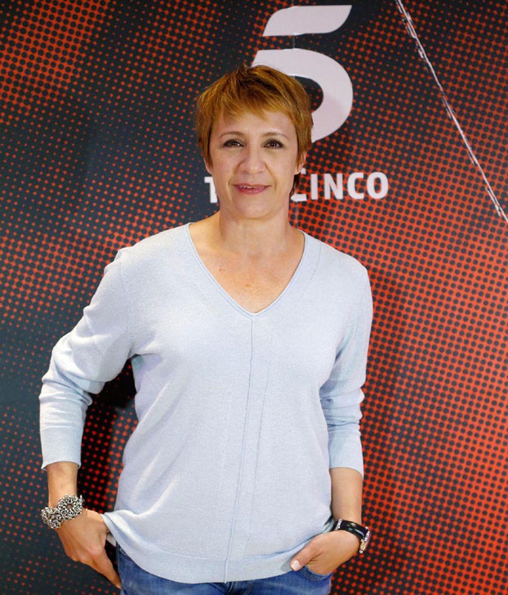 Blanca Portillo es Alicia Castro