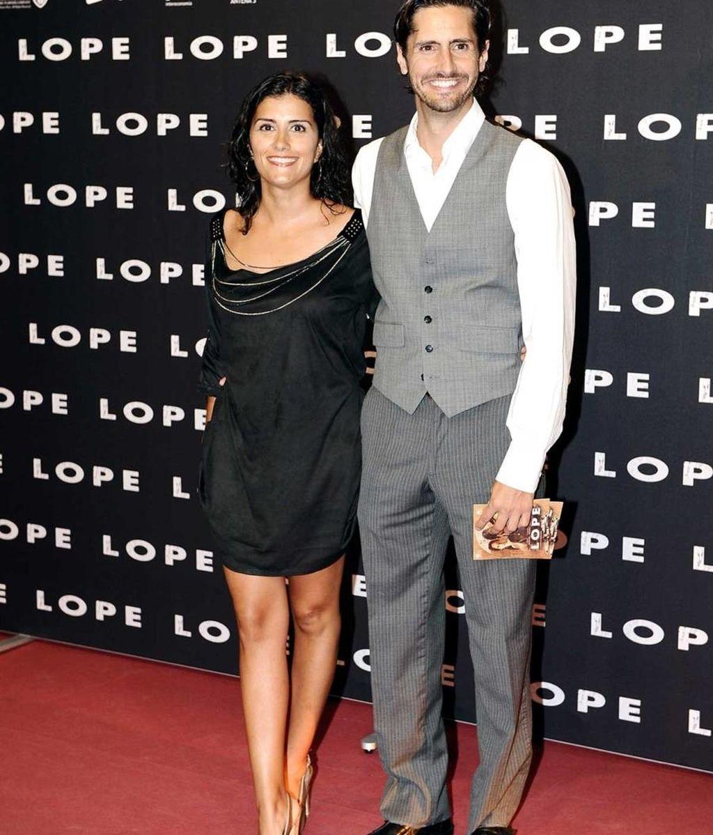 Juan Diego Botto y Olga Rodríguez