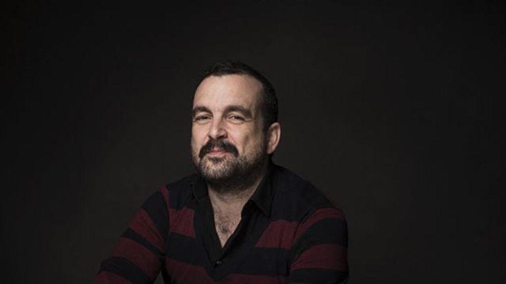 Nacho Vigalondo posado