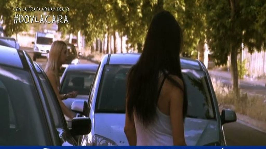 Operación policial contra la trata en Madrid
