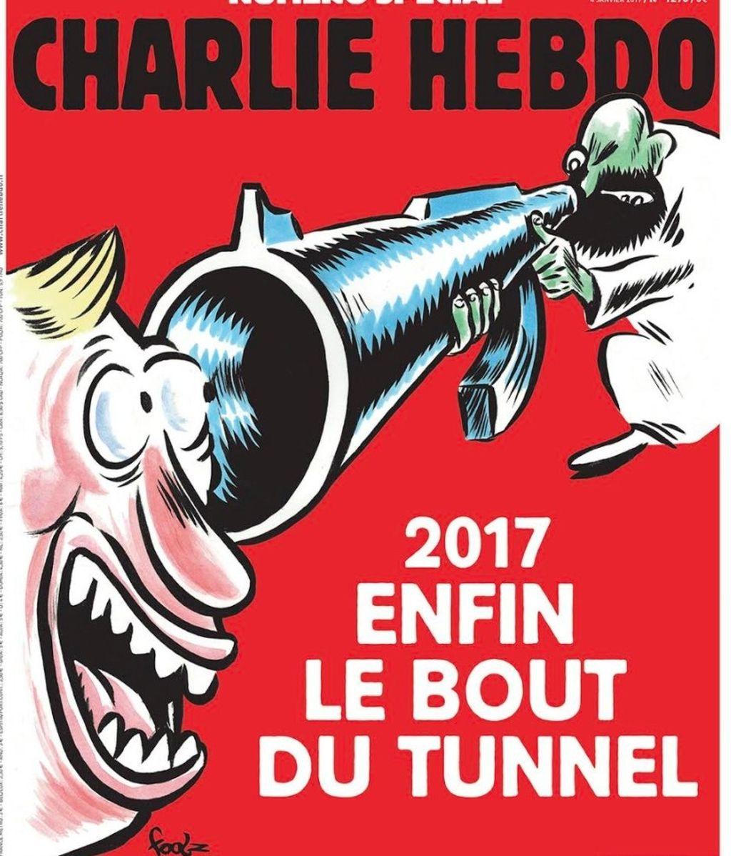 Portada especial de 'Charlie Hebdo'