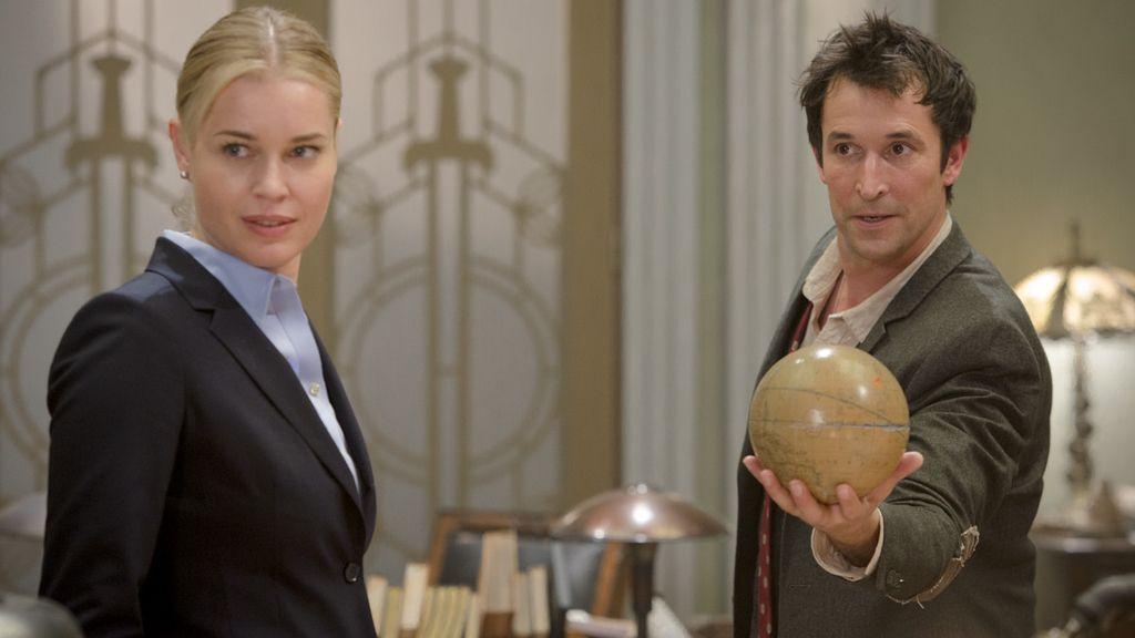 Personajes fascinantes, artefactos mágicos y aventuras estraordinarias en 'The librarians'