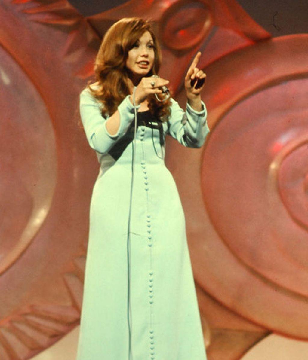 6. Karina. 1971. Puesto 2